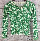 Green Cardigan Floral Cardigans for Women