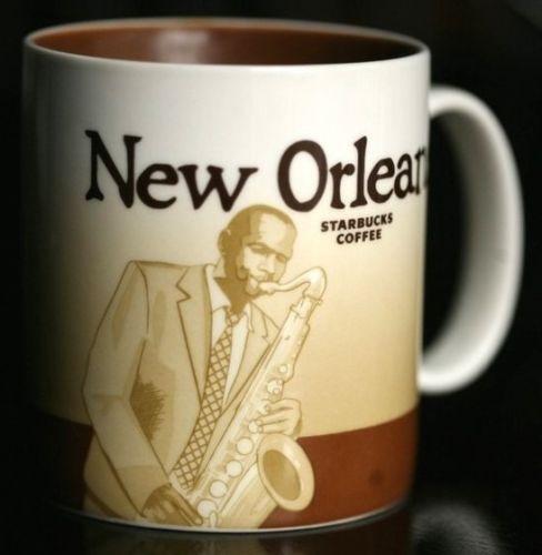 Starbucks Louisiana Travel Mug