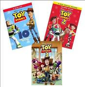 Toy Story 1 2 DVD