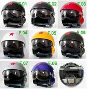 Military Motorcycle Helmet