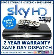 Sky HD 3D Box
