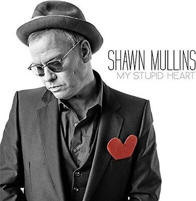Shawn Mullins   My Stupid Heart  New Cd