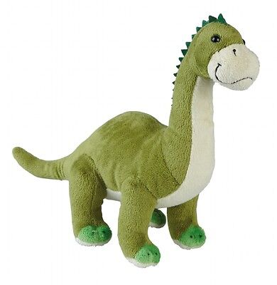 Ravensden Dinosaur Brontosaurus Plush Soft Toy Green 30cm or 43cm ()