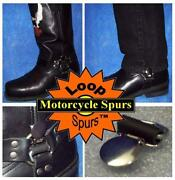 Motorcycle Boot Straps