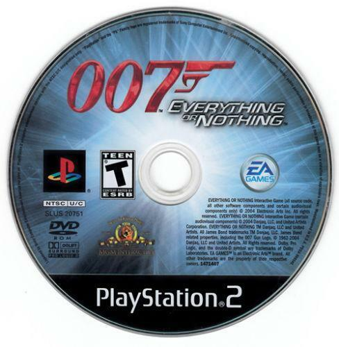 007 Everything Or Nothing PS2 Playthrough  YouTube