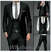 Mens Slim Fit Suit