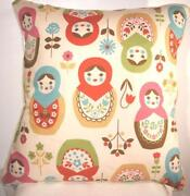 Russian Doll Cushion