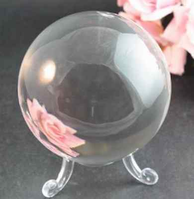 Glaskugel Kristallkugel Wahrsager Zauberei 70 mm