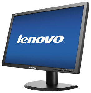 PERFECT Mint condition Lenovo Think Vision 19inch Monitor