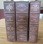 Easton Press Leather Bound Books