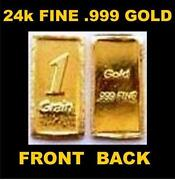 24ct Pure Gold