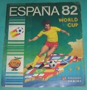 Panini Espana 82