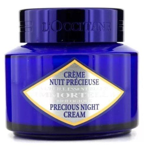 L'Occitane Immortelle Harvest Precious Night Cream 50ml