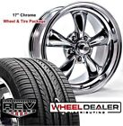 25.5 Overall Diameter Car and Truck Wheel and 17 Rim Diameter Tyre Packages 8 Rim Width
