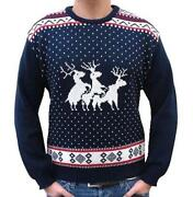 Cheeky Christmas Jumper