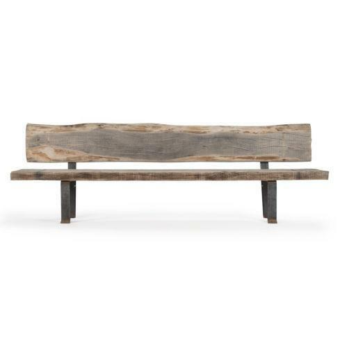 Rustic Wood Bench Ebay