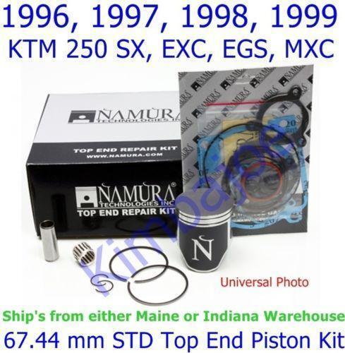 KTM 250 EXC Piston