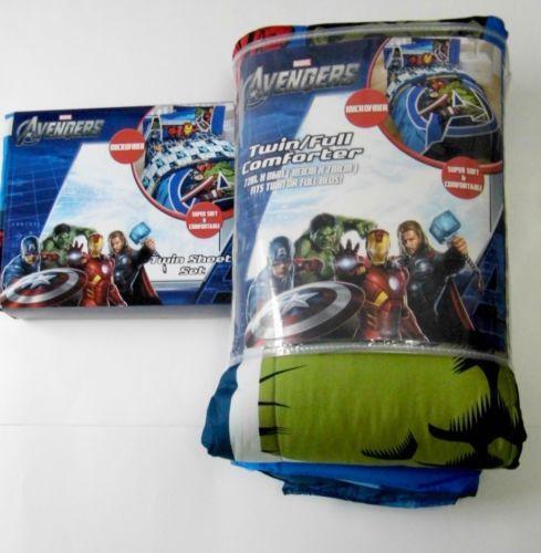 Super Hero Comforter Ebay