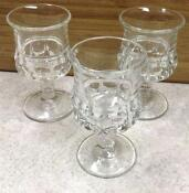 Vintage Shot Glasses