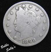 1898 Nickel