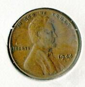 1944 D Wheat Penny