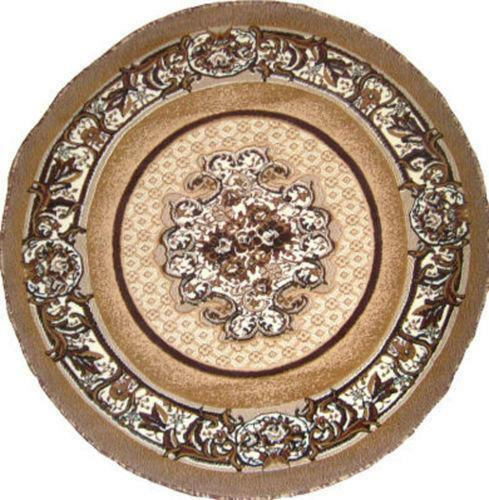 Round rug 7 ebay for Where to buy round rugs