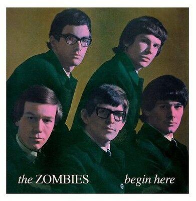 Here Vinyl (The Zombies - Begin Here (Mono) [New Vinyl] Germany - Import )