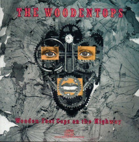 Woodentops - Wooden Foot Cops On Highway New Mint Sealed, Cd With Booklet