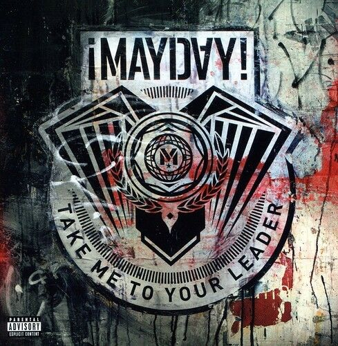 Mayday!, Mayday - Take Me to Your Leader [New CD] Explicit