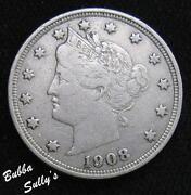 1908 Nickel