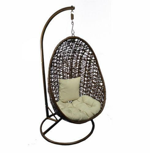 Outdoor Egg Hanging Chair