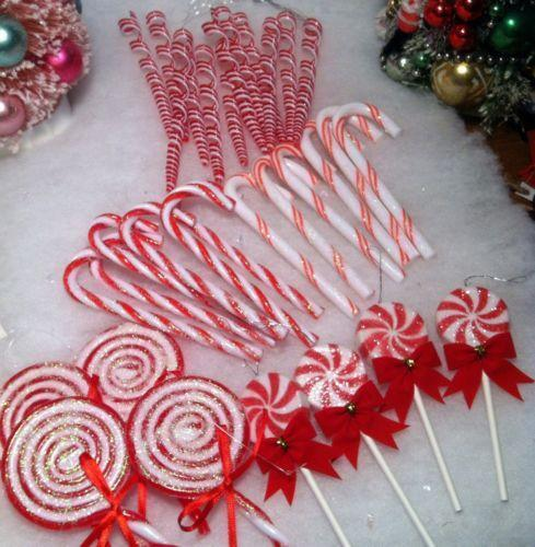Melted Peppermint Candy Ornaments: Peppermint Candy Ornaments