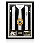 Alan Shearer Signed