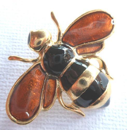 Bee Brooch Ebay