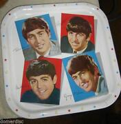 Beatles Tray