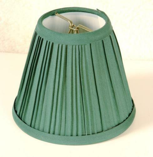 Cleveland Vintage Lighting Clip On Lampshade: Clip On Bulb Lamp Shade