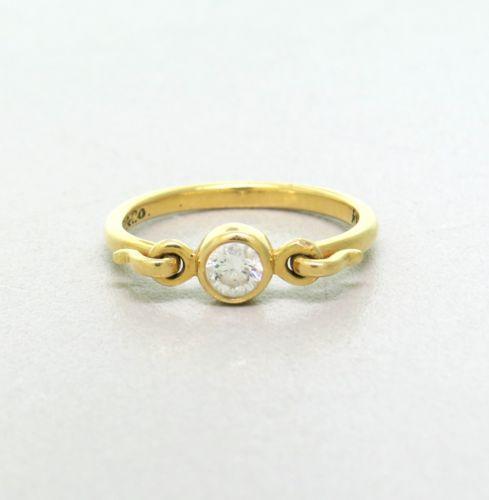 Tiffany Gold Ring Ebay