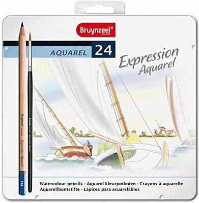 expression 24pc watercolor pencil set