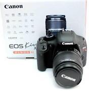 Canon EOS 550D SLR Camera