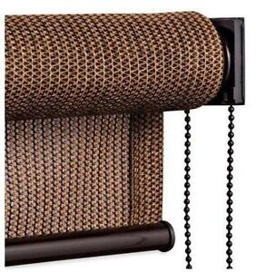 Roll up shades ebay for 10 ft window blinds