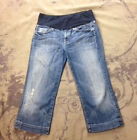 7 For All Mankind Regular 30 in. Maternity Jeans