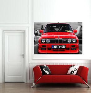 BMW-M3-E30-SPORT-EVO-M5-1M-M6-M-SPORT-GIANT-WALL-ART-POSTER-PICTURE-PHOTO