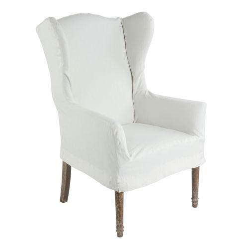 dining arm chair slipcover ebay. Black Bedroom Furniture Sets. Home Design Ideas