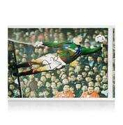 Peter Schmeichel Signed