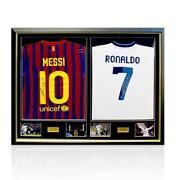 Messi Signed Shirt