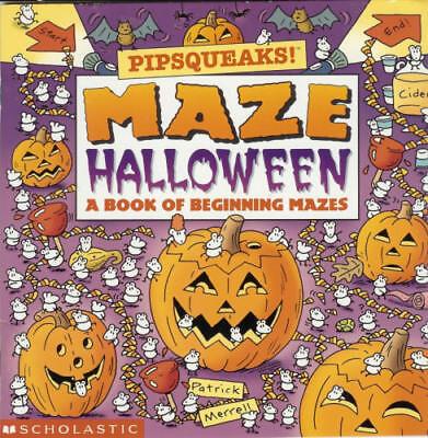 Maze halloween - Maze Halloween
