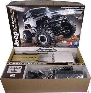 tamiya jeep toys hobbies ebay. Black Bedroom Furniture Sets. Home Design Ideas