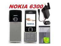 Nokia n6300