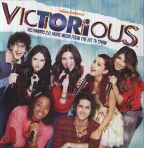 Victorious 2.0: More Music from the Hit TV Show [New CD NOT SEALED