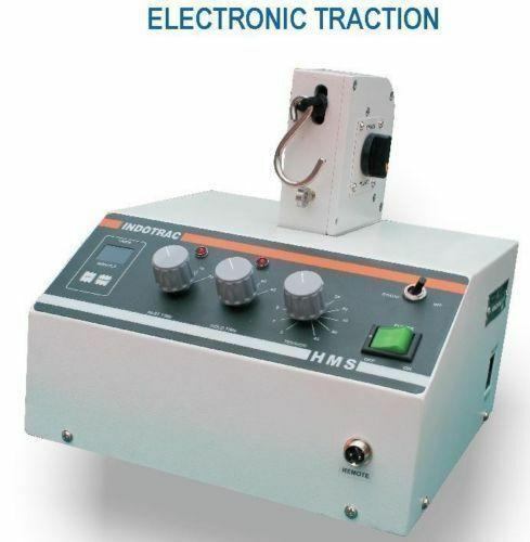 Pro.Electronic Traction Unit model INDOTRAC Machine Therapy Unit kjh@